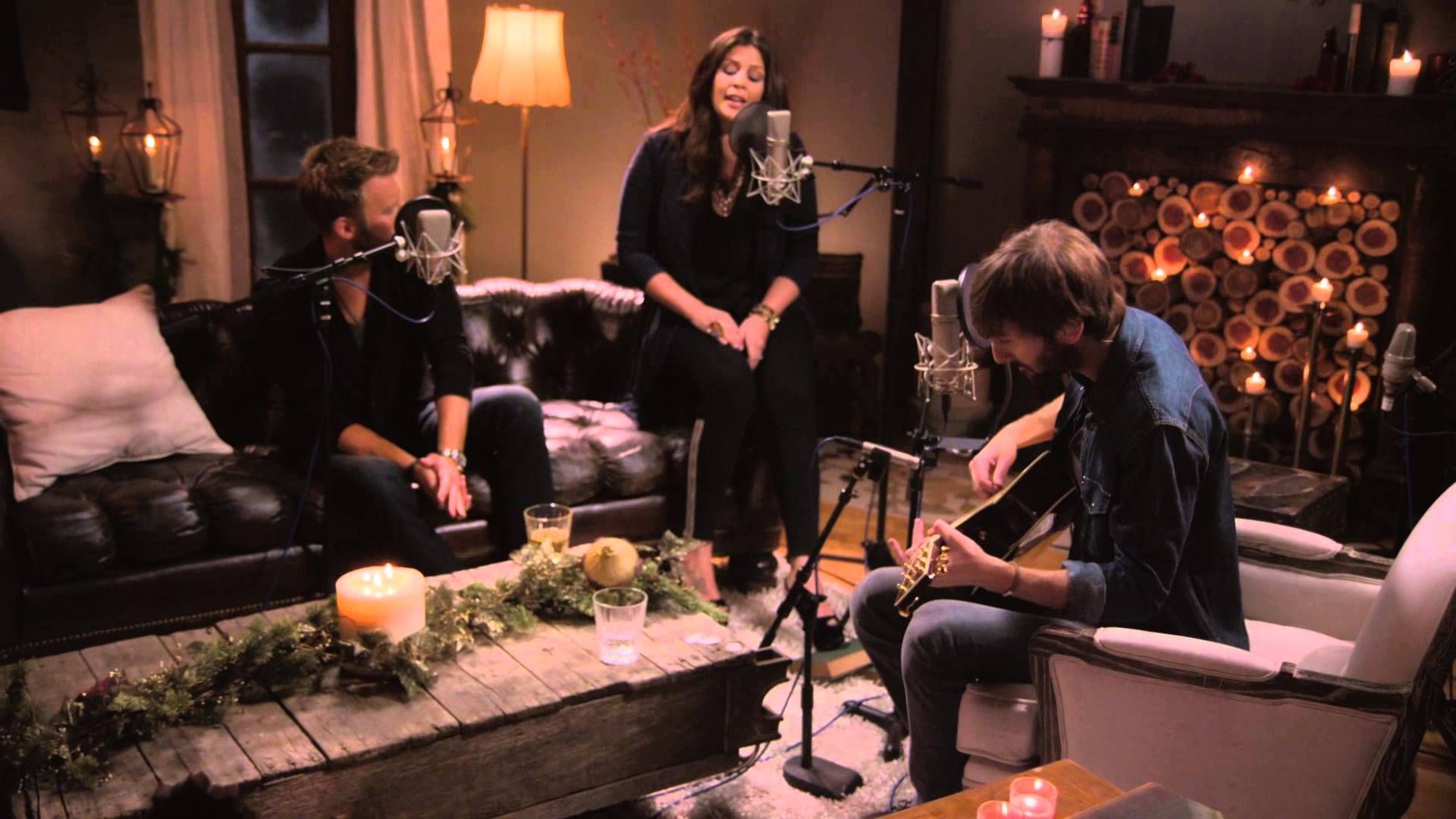 Music video by Lady Antebellum performing Have Yourself A Merry Little Christmas. | Best ...