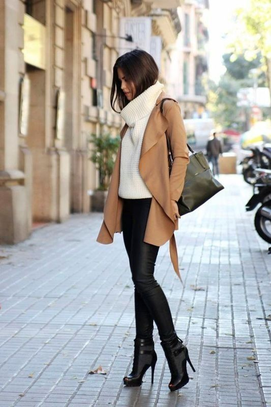 79b3ea1370d 83+ Fall   Winter Office Outfit Ideas for Business Ladies 2018 ...