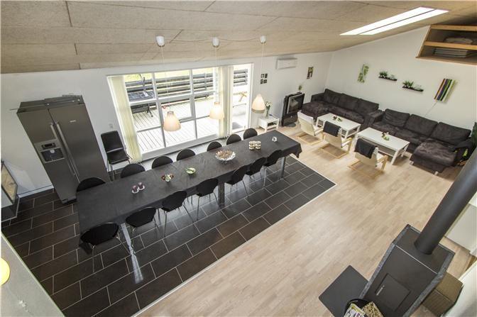 Stue 1 Billede 3-401 Sommerhus HA139, Tjørnestien 10, DK - 9370 Hals