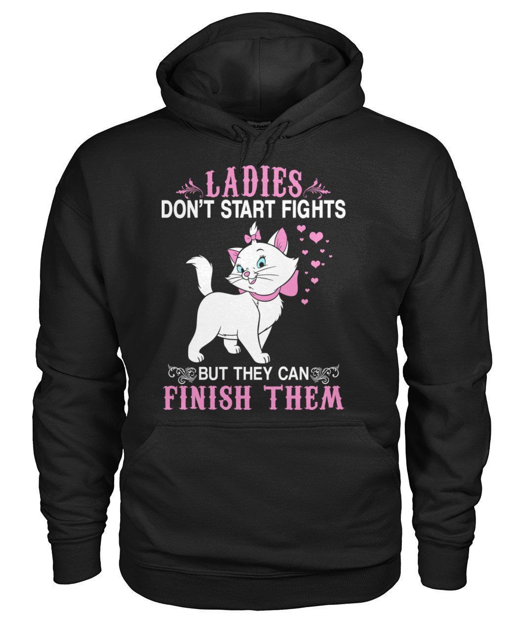 Ladies Cat Tshirt