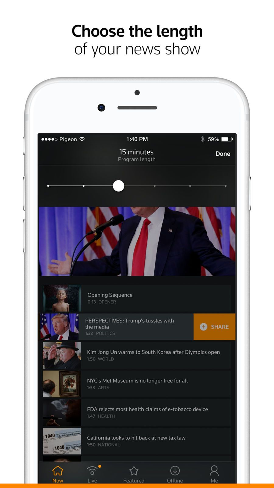 Reuters TV Video News iosThomsonappapps Video news