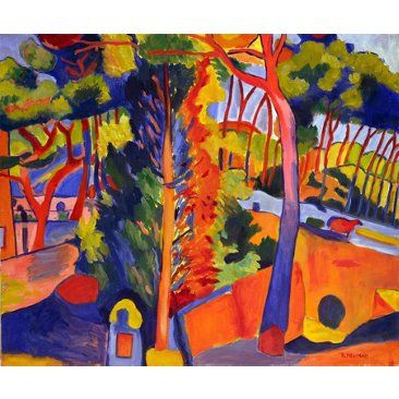 Check out this item at One Kings Lane! Homage to André Derain