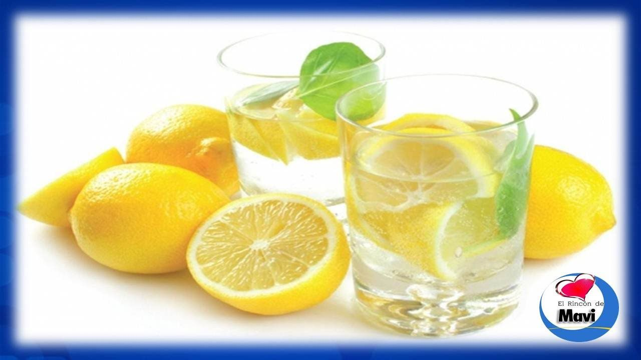 que hace un vaso de agua tibia con limon en ayunas