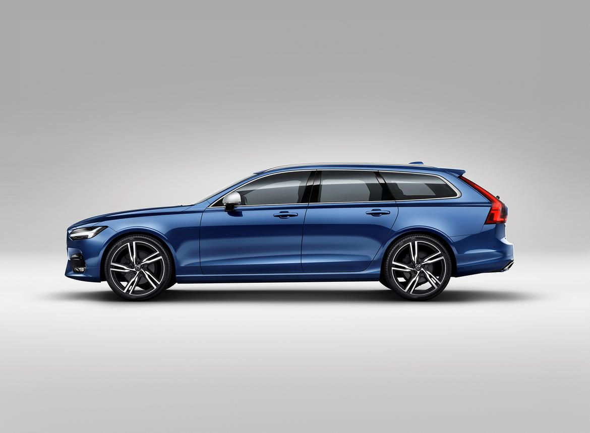 Volvo s v90 s90 r design packages give you the show without the go page 21