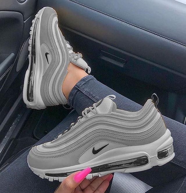 paso prueba distancia  Nike Air Max 97 | Kicks shoes, Fresh shoes, Nike air shoes