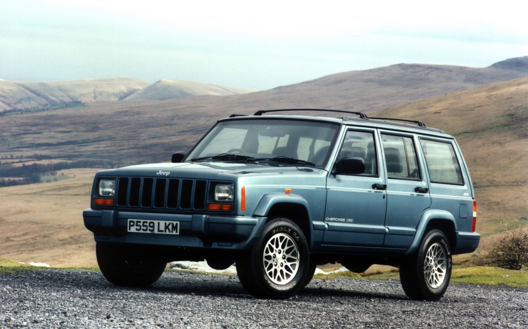 Jeep Cherokee Limited Uk Spec Xj 1998 2001 In 2020 Jeep