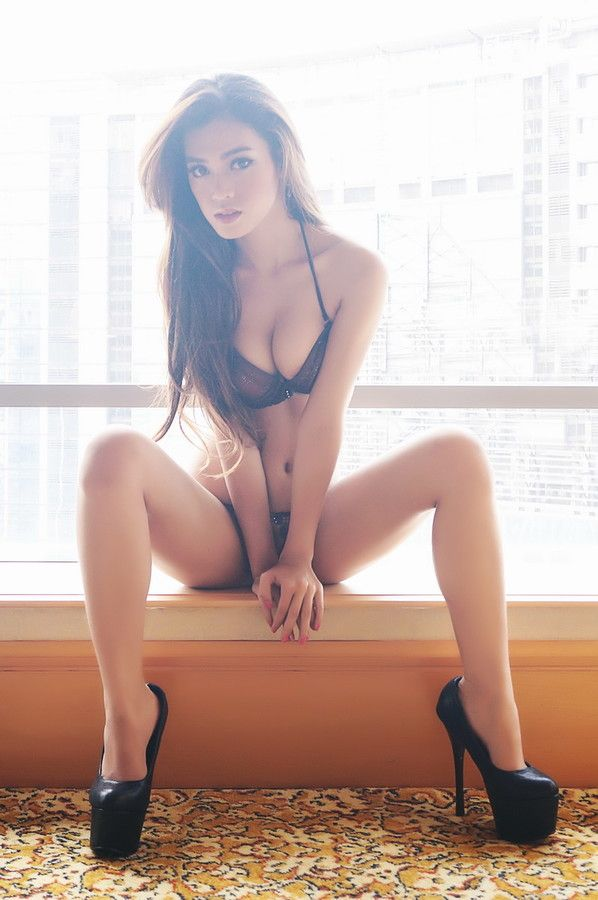 Hottest asian strip