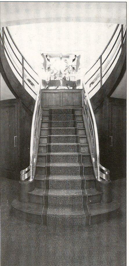 1930 Escalier Art Deco De Nantes Avec Images Escalier Art