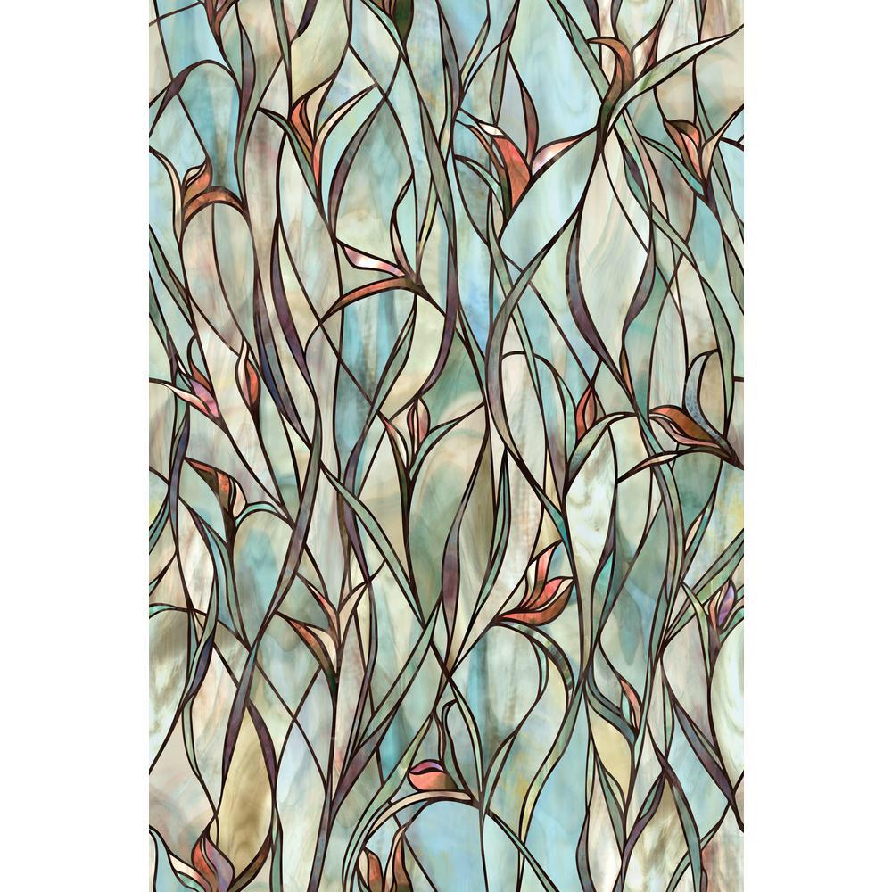 Artscape Savannah 24 In X 36 In Decorative Window Film 01 0157