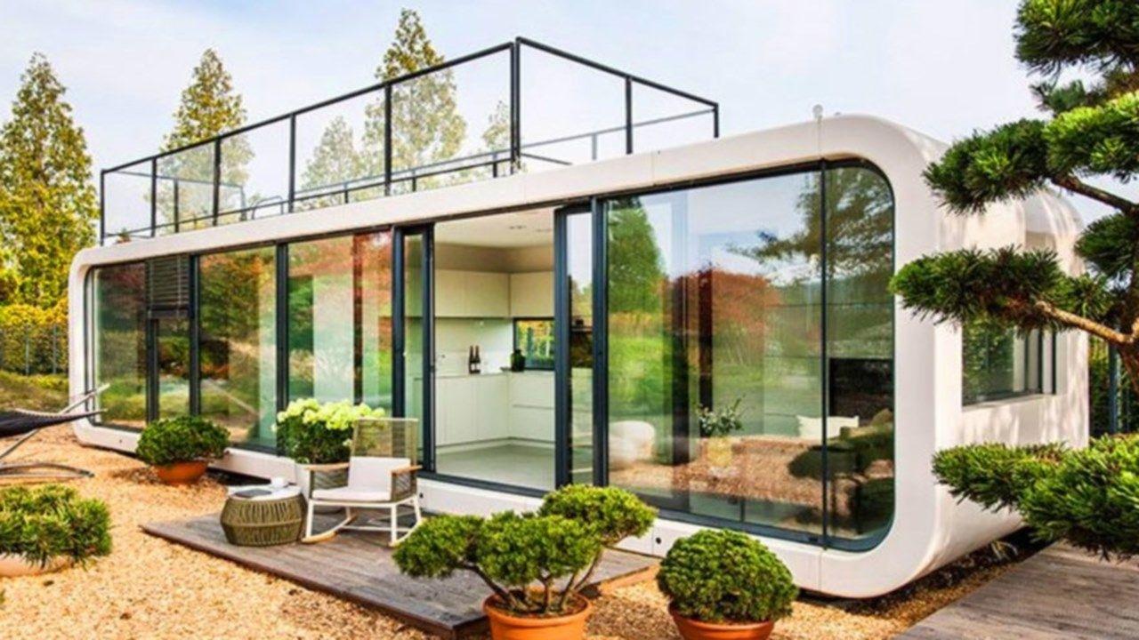 Modular Beach Homes Modern Modular Prefab Homes Casas