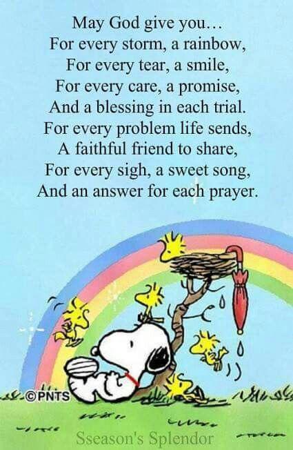 May God Give You Citazioni Snoopy Snoopy E Citazioni