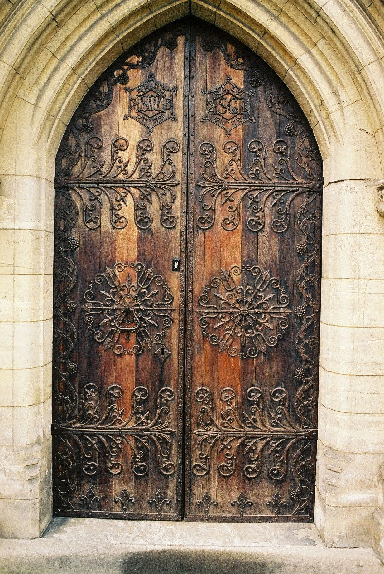 Another door at Selby Abbey by Cherry Jackson. CherriesHardware & Another door at Selby Abbey by Cherry Jackson. | My UK Travels ...