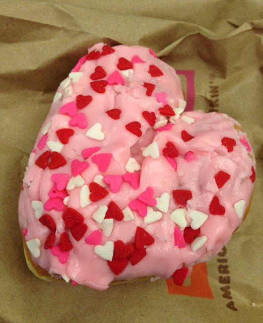 Dunkin-Donuts-heart-donut