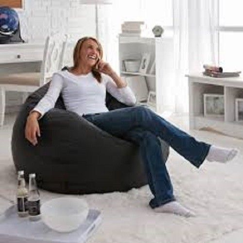 Bean Bag Chair Video Gaming Chairs Dorm Room Lounge Armrest Halo Teen