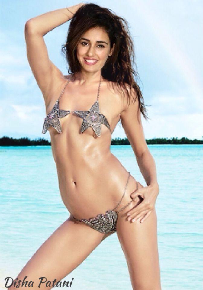 Disha Patani  Jacqueline Fernandez Bikini, Seductive Photos, Jacqueline Fernandez-6961