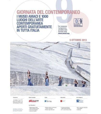 Al MacS la Nona Giornata del Contemporaneo - http://www.lavika.it/2013/10/museo-arte-contemporanea/
