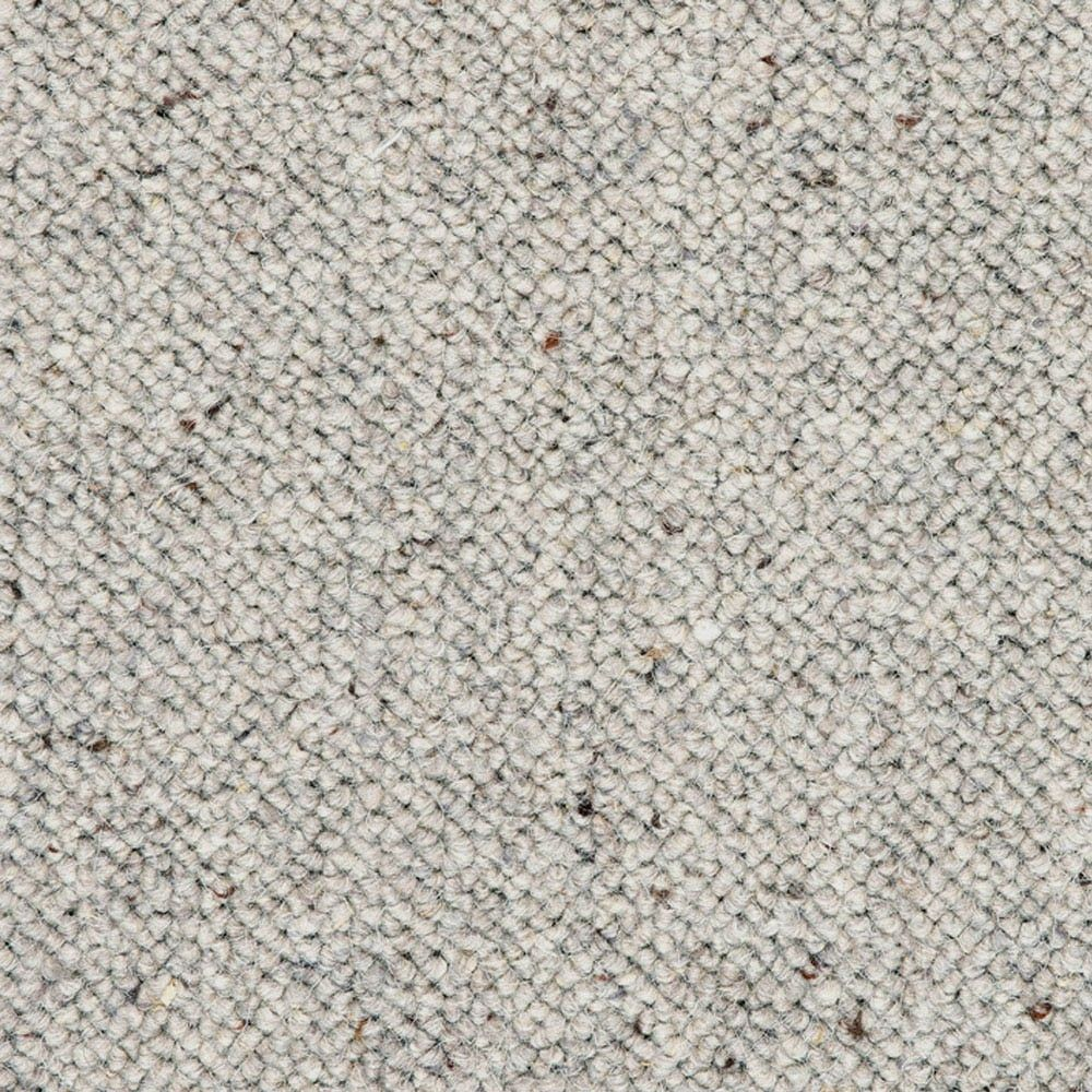 Auckland Wool Berber Carpet Grey More