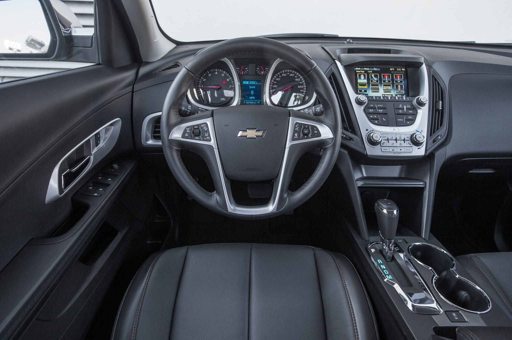 2019 Chevrolet Equinox Interior - Concept And Review ...