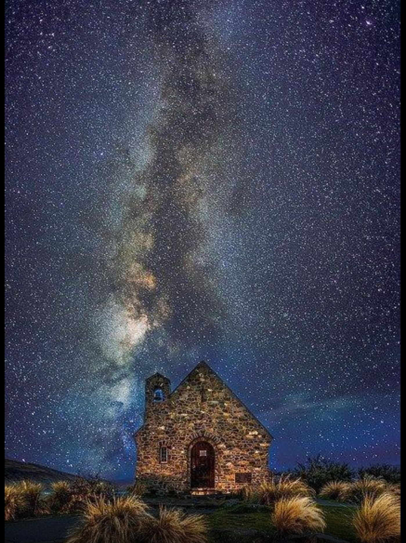 From Discovery Images Milky Way New Zealand