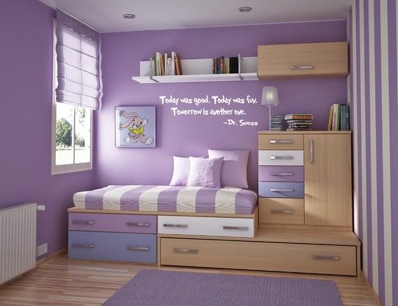 'Today Was Good. Today Was Fun' // Dr. Seuss Wall Decal
