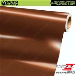 Oracal Antique Bronze Vinyl Wrap Metro Restyling Vinyl Wrap Oracal Vinyl Vinyl
