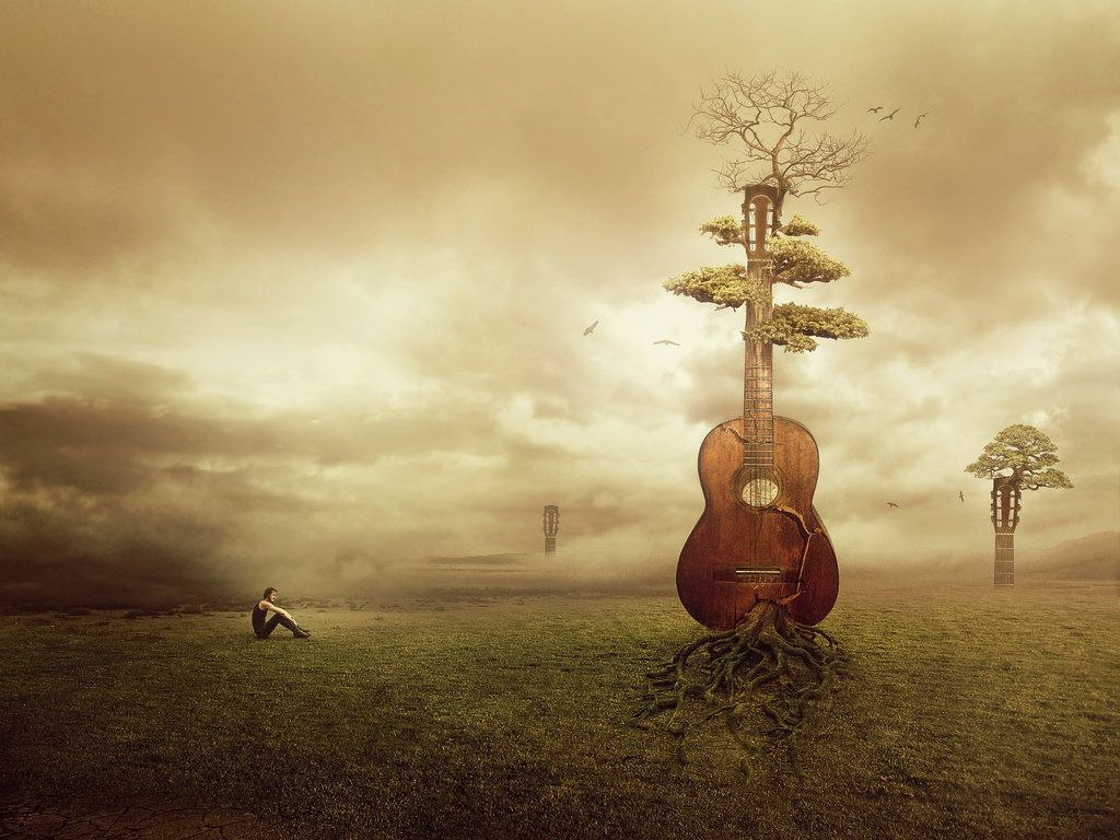 Mind Blowing Surreal Photo Manipulations by Amandine van Ray