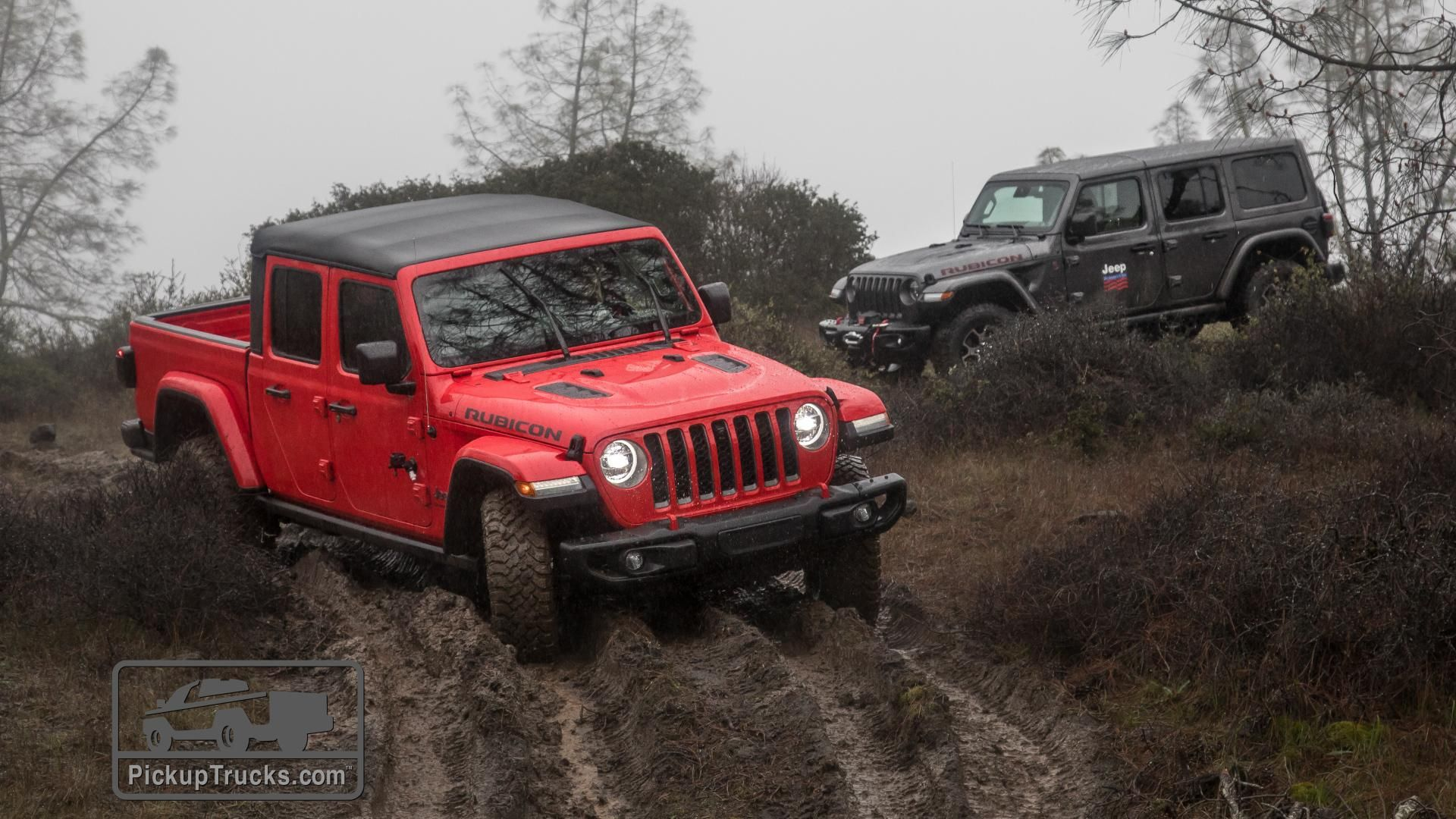 Ride Along With Us For Mud Flinging Fun In The 2020 Jeep Gladiator