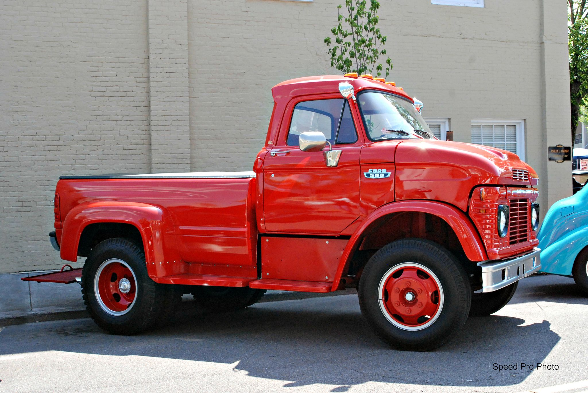 1972 Ford 500 COE Custom trucks, Vintage pickup trucks