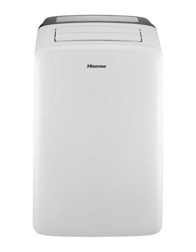 Hisense 10000 BTU Portable Air Conditioner Women s White  1859ac030