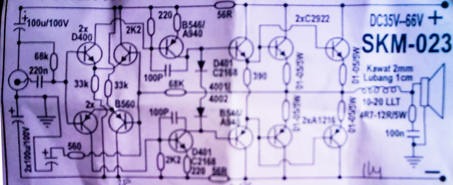 High Power Amplifier Amp Circuit Diagram Pinterest Electronic Projects Diagrams