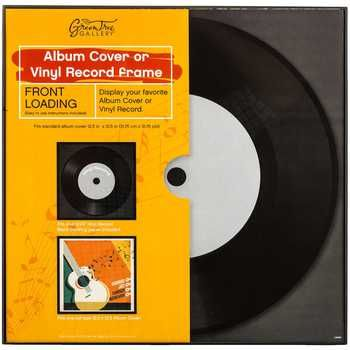 Black Record Album Frame 12 1 2 X 12 1 2 Hobby Lobby 1082551 In 2020 Album Frames Framed Records Vinyl Record Frame