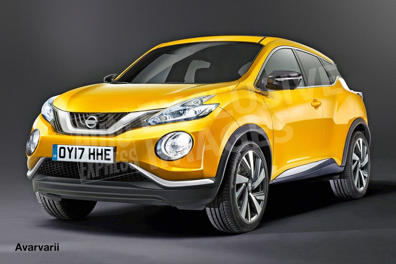 2018 Nissan Juke: Redesign, Changes, Platfrom, Price >> Nissan To Offer Next Gen Juke With A 1l Turbo Petrol Engine
