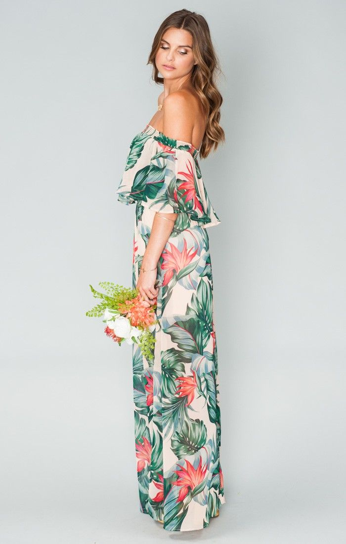 b696621983fdd Hacienda Maxi Dress ~ Kauai Kisses | Show Me Your MuMu | Want ...