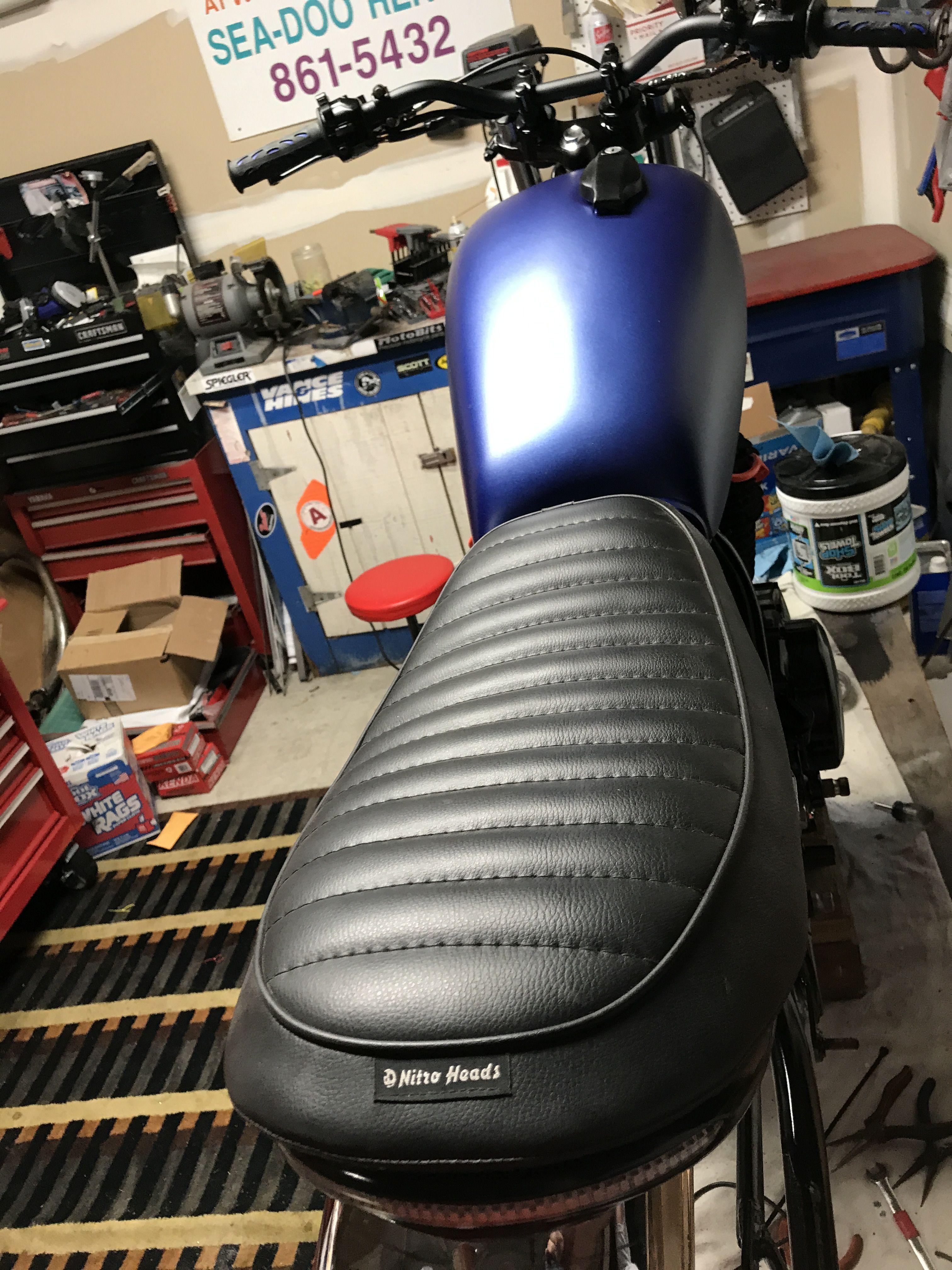 Pin by Ed Rusnak on XS400 Brat Tracker Gaming chair