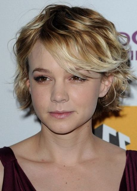 Short Hairstyles For Fine Wavy Hair Cute Hairstyles For Short Hair Short Curly Hairstyles For Women Short Hair Styles