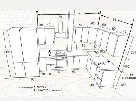 Best Kitchen Plan Dimension 47 Ideas Kitchen Layout Plans Kitchen Furniture Design Kitchen Layout