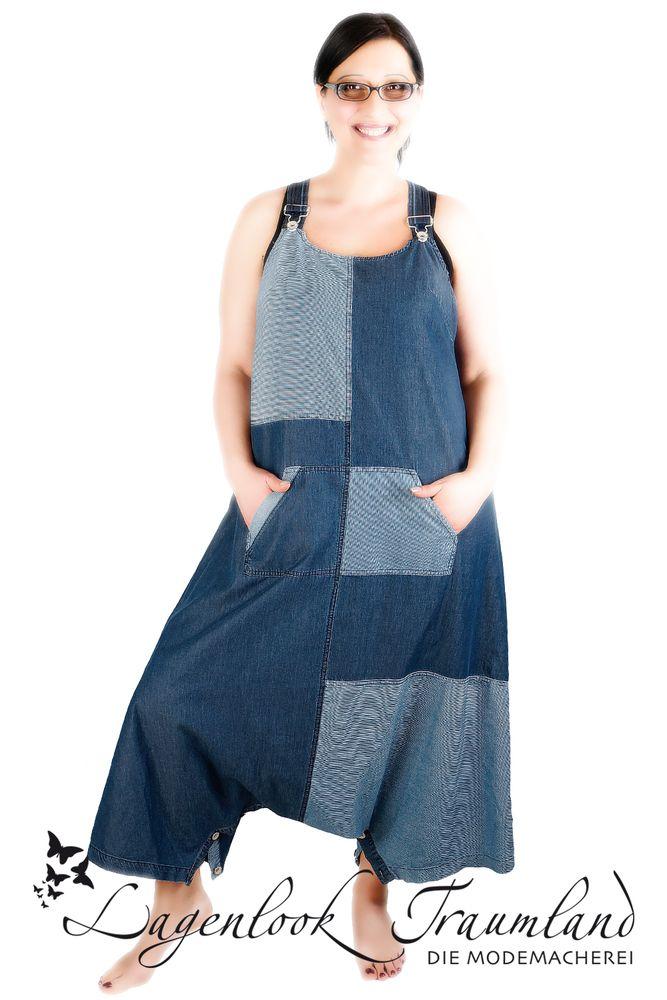 Jeans kleid 44