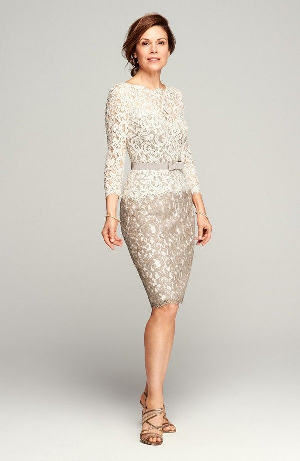 The Mother of Bride Dresses Lace