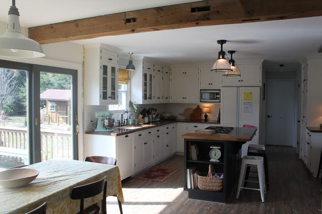 Maple Leaves & Sycamore Trees: Kitchen Reveal