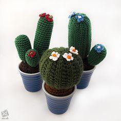 cacto crochet
