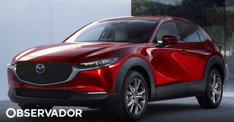 Mazda Tem Novo Suv Cx 30 Chega Ja Neste Verao