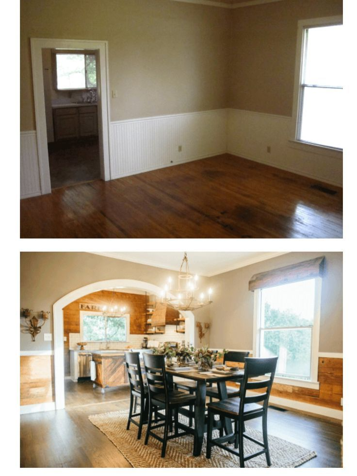 Kitchen Before And After Makeover