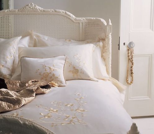 Pretty French Bedrooms