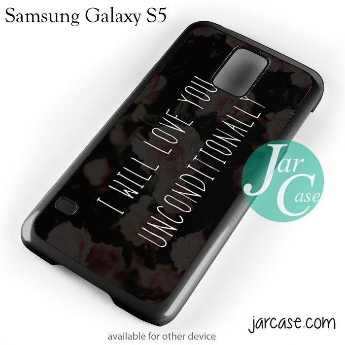 Flowers Katy Perry Lyrics Phone case for samsung galaxy S3/S4/S5