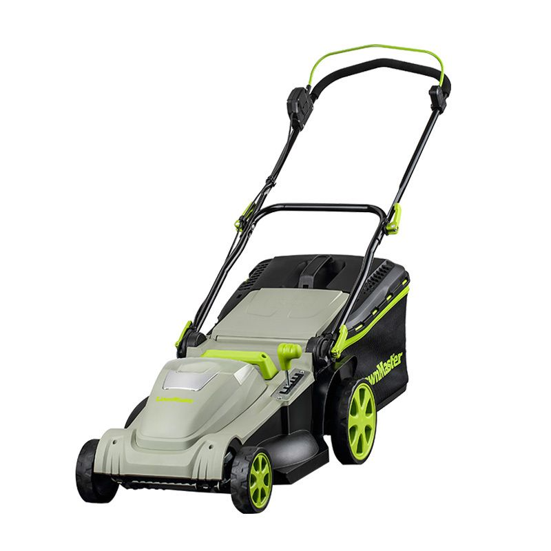 Brand Lawnmaster Features 1 Powerful 40v Brushless Motor 2 40l