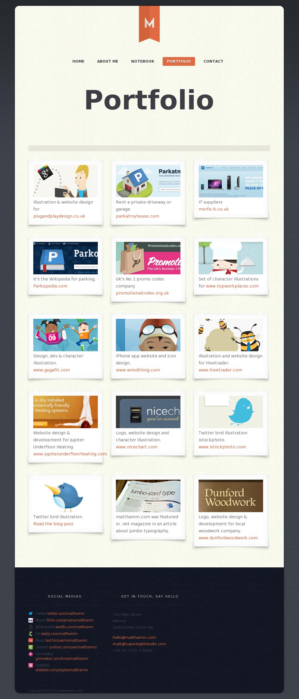 Portfolio | UX/UI Design Inspiration | Pinterest