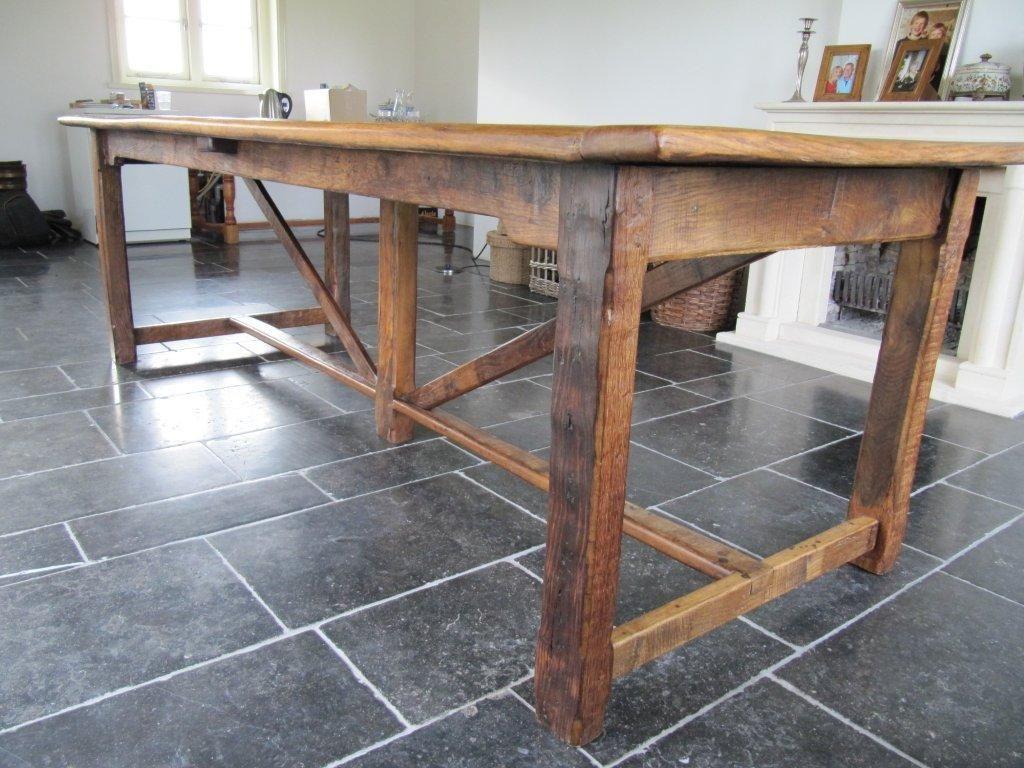lange oude houten tafel  Google zoeken  tafels  Franse