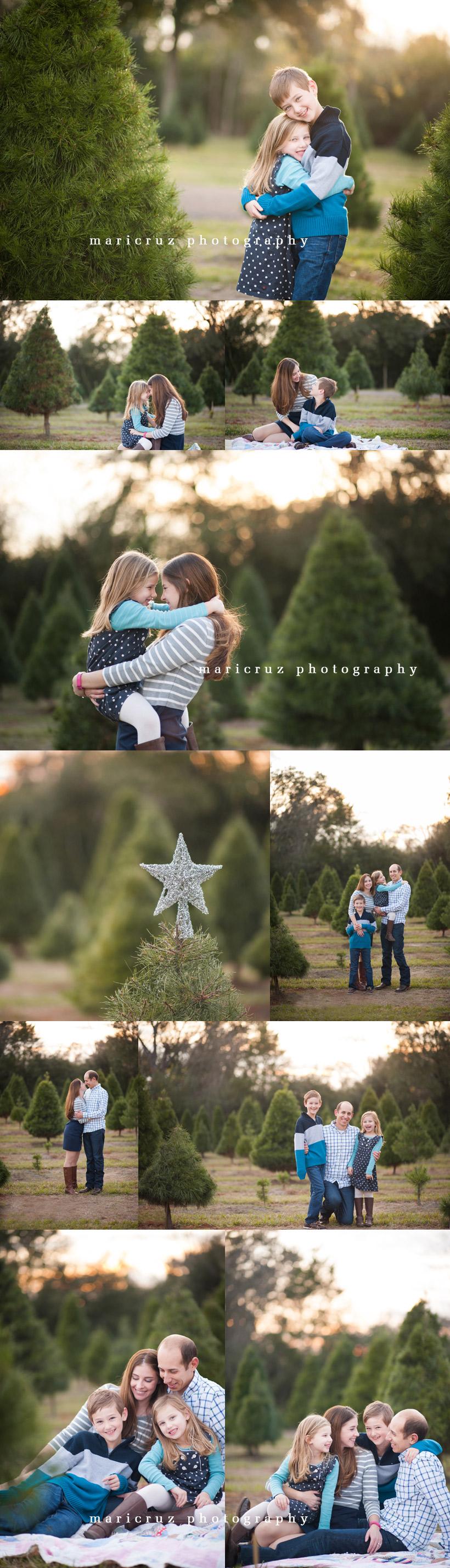 Tree Farm The Woodlands Tx Family Photographer Christmas Tree Farm Pictures Christmas Tree Farm Photos Family Holiday Photos