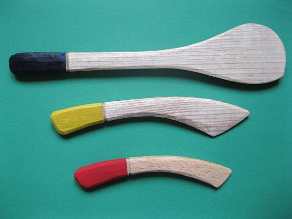 Ahsap Spatula Ve Spreadler Wooden Spatula Wooden Woodworking Techniques