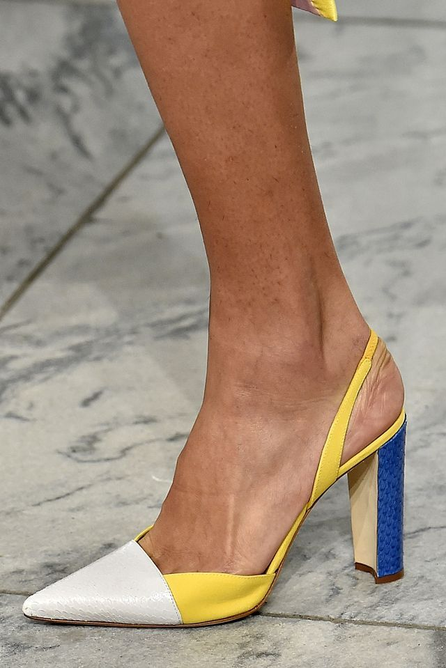 The Hottest Spring 2018 Shoes From The Runways | Heels ...